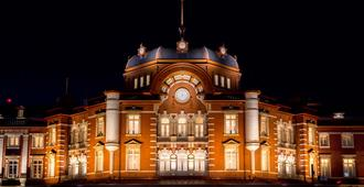 The Tokyo Station Hotel - Tokyo - Building
