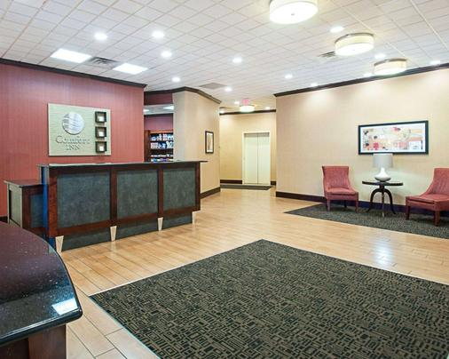 Comfort Inn Ballston - Arlington - Lobby