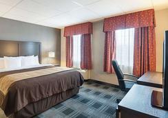 Comfort Inn Ballston - Arlington - Bedroom