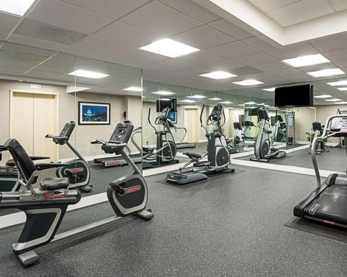 Comfort Inn Ballston - Arlington - Gym