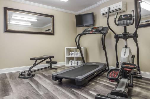 Inn Off Capitol Park, an Ascend Hotel Collection Member - Sacramento - Gym