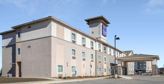 Sleep Inn and Suites Meridian - Meridian - Building