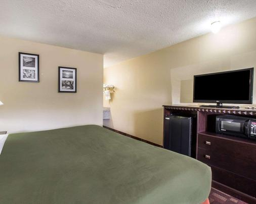Econo Lodge Biltmore - Asheville - Bedroom