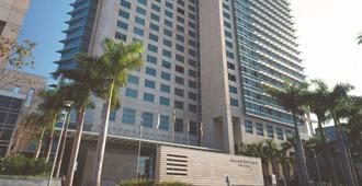 Grand Hyatt Sao Paulo - São Paulo - Building