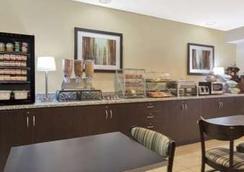 Microtel Inn & Suites Greenville by Wyndham - Greenville - Restaurant