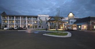 Park Point Marina Inn - Duluth - Building