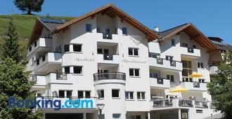 Aparthotel Alpendiamant Serfaus - Serfaus - Building