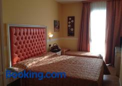 Hotel Alle Torri - Venice - Bedroom