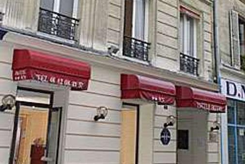Hotel Little - Paris - Building