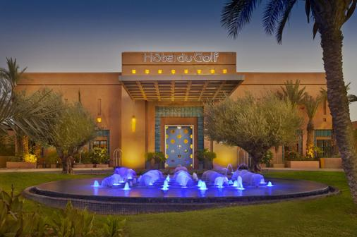 Hotel Du Golf - Marrakesh - Building