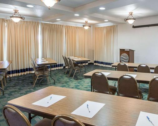 Quality Inn Tulsa-Downtown West - Tulsa - Meeting room