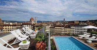 Grand Hotel Minerva - Florence - Building