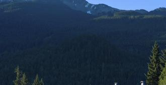 Nita Lake Lodge - Whistler - Building