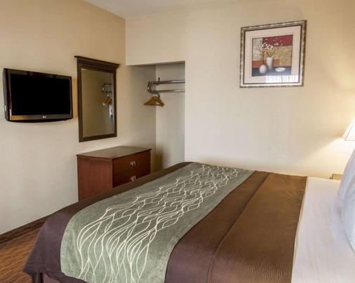 Comfort Inn West - Phoenix - Bedroom
