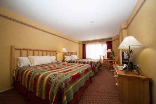 Brewster's Mountain Lodge - Banff - Bedroom