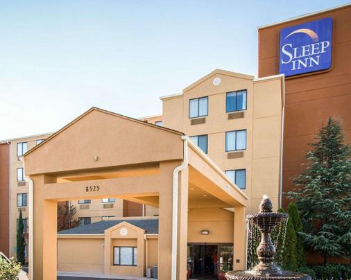 Sleep Inn University Place - Charlotte - Building