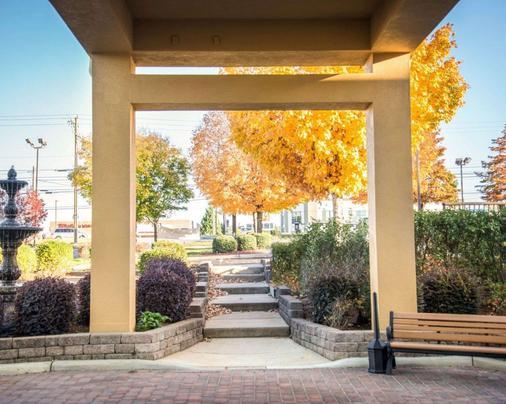 Sleep Inn University Place - Charlotte - Outdoor view