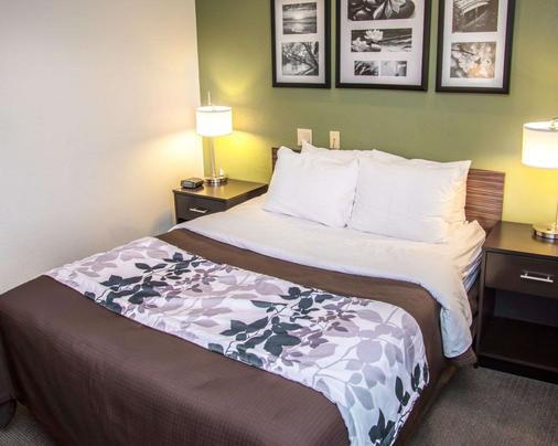 Sleep Inn University Place - Charlotte - Bedroom
