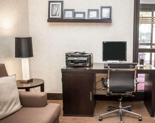 Sleep Inn University Place - Charlotte - Business centre