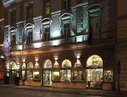 Hotel Diplomatic - Rome - Building