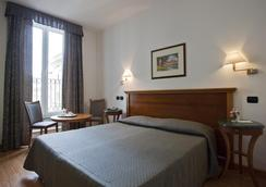 Hotel Diplomatic - Rome - Bedroom