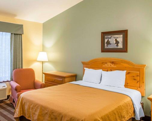 Econo Lodge Inn & Suites - Eau Claire - Bedroom