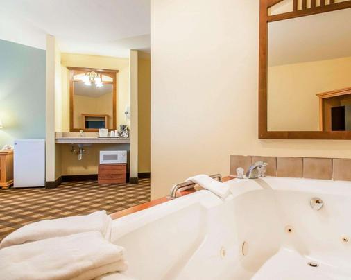 Econo Lodge Inn & Suites - Eau Claire - Bathroom