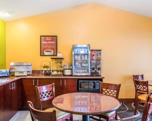 Econo Lodge Inn & Suites - Eau Claire - Restaurant