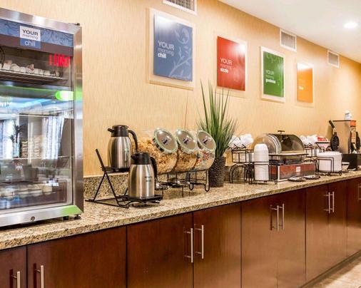 Comfort Inn & Suites Anaheim - Anaheim - Kitchen