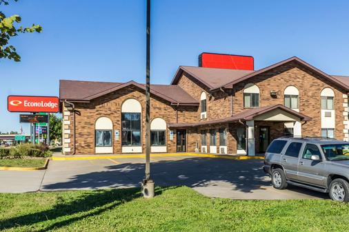 Econo Lodge North - Sioux Falls - Building
