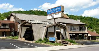 Sidney James Mountain Lodge - Gatlinburg - Building