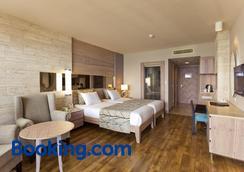 Melas Resort Hotel - Side (Antalya) - Bedroom