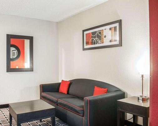 Comfort Suites Airport - Nashville - Living room