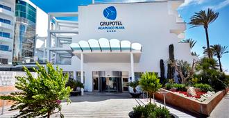 Grupotel Acapulco Playa - Adults Only - Palma de Mallorca - Building