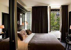 Hôtel Observatoire Luxembourg - Paris - Bedroom