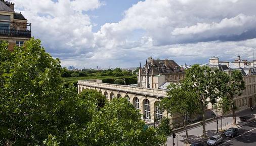 Hôtel Observatoire Luxembourg - Paris