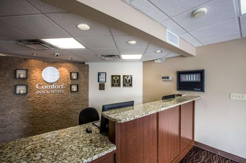 Comfort Inn & Suites at Dollywood Lane - Pigeon Forge - Lobby