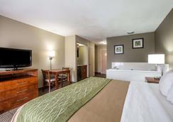 Comfort Inn & Suites at Dollywood Lane - Pigeon Forge - Bedroom