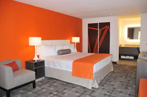 Howard Johnson by Wyndham Florence - Florence - Bedroom