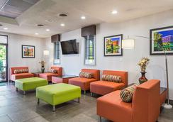 Quality Inn and Suites Haywood Mall Area - Greenville - Lobby