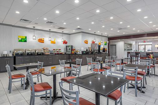 Quality Inn and Suites Haywood Mall Area - Greenville - Restaurant