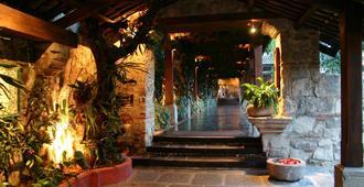 Hotel Museo Spa Casa Santo Domingo - Antigua - Building