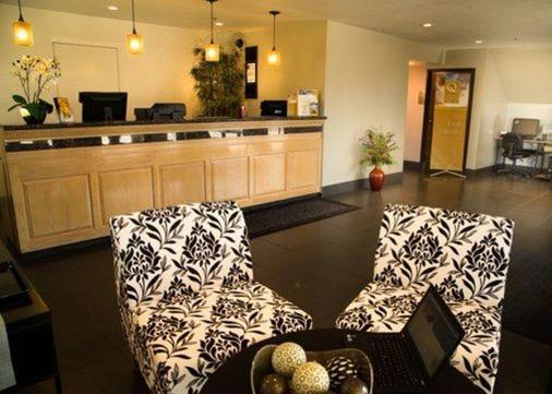 Quality Inn Santa Clara Convention Center - Sunnyvale - Lobby