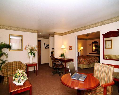 Quality Inn Santa Clara Convention Center - Sunnyvale - Bedroom