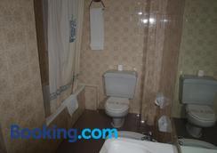 Hotel San Jorge - Zaragoza - Bathroom
