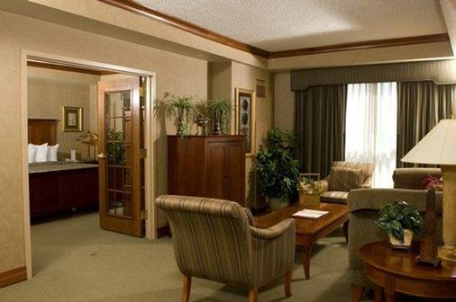 Capitol Plaza Topeka - Topeka - Bedroom