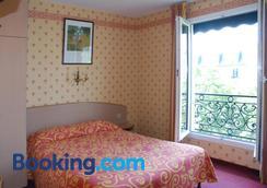 Hotel Transcontinental - Paris - Bedroom