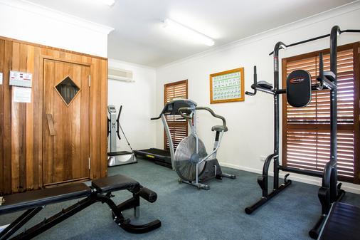 Coral Cay Resort Motor Inn - Mackay - Gym