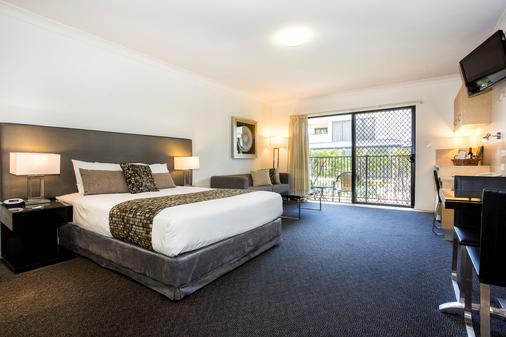 Coral Cay Resort Motor Inn - Mackay - Bedroom