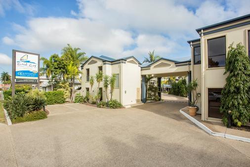 Coral Cay Resort Motor Inn - Mackay - Building